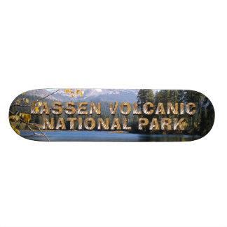 ABH Lassen Volcanic Skateboard Deck