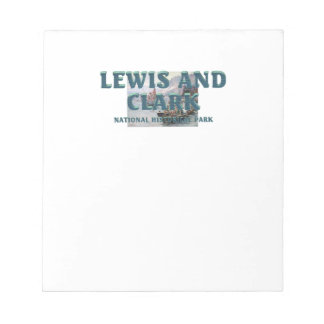 ABH Lewis and Clark NHS Notepad