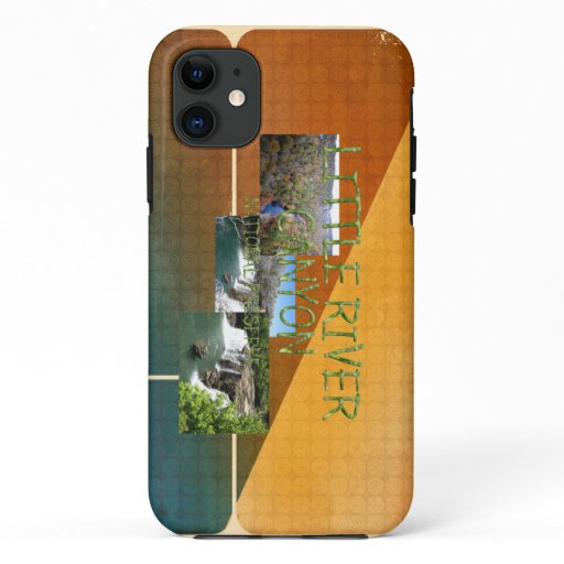 ABH Little River Canyon iPhone 11 Case