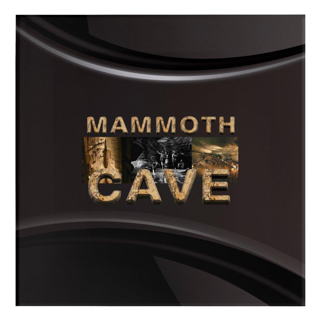 ABH Mammoth Cave Acrylic Print