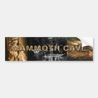 ABH Mammoth Cave Bumper Sticker
