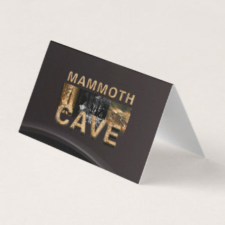 ABH Mammoth Cave Business Card