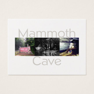ABH Mammoth Cave Business Card