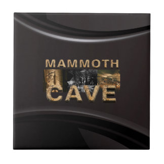 ABH Mammoth Cave Ceramic Tile