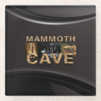 ABH Mammoth Cave Glass Coaster