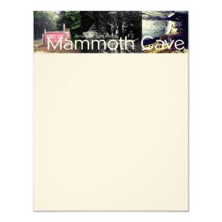 ABH Mammoth Cave 4.25x5.5 Paper Invitation Card