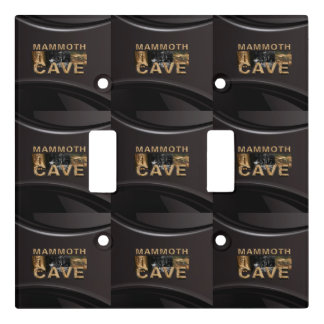 ABH Mammoth Cave Light Switch Cover
