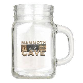 ABH Mammoth Cave Mason Jar