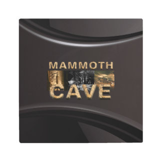 ABH Mammoth Cave Metal Photo Print
