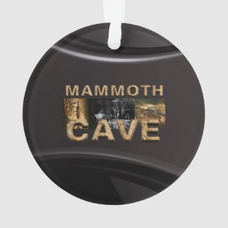 Mammoth Cave Ornament
