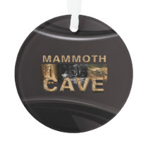 ABH Mammoth Cave Ornament