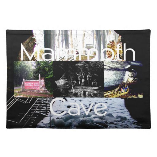 ABH Mammoth Cave Placemat