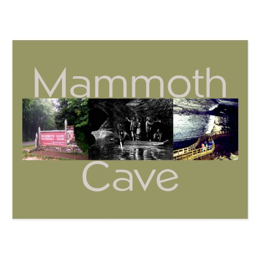 ABH Mammoth Cave Post Cards