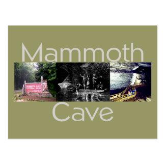 ABH Mammoth Cave Postcard