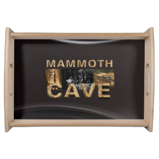 ABH Mammoth Cave Serving Tray