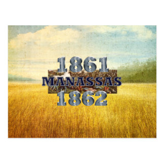 ABH Manassas Postcard