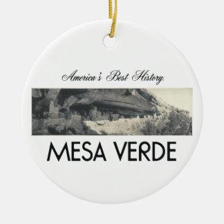 ABH Mesa Verde Ceramic Ornament