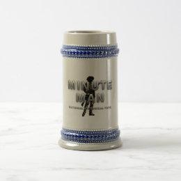ABH Minute Man Beer Stein