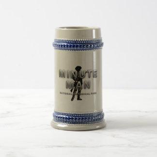 ABH Minute Man Mugs