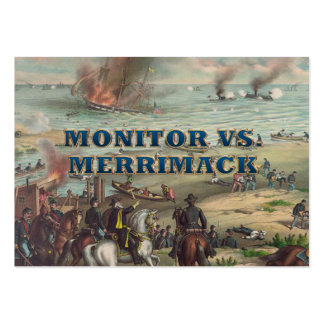 ABH Monitor Merrimack Large Business Cards (Pack Of 100)