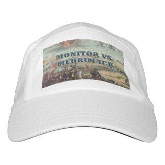 ABH Monitor vs Merrimack Headsweats Hat