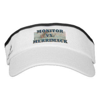 ABH Monitor vs Merrimack Visor