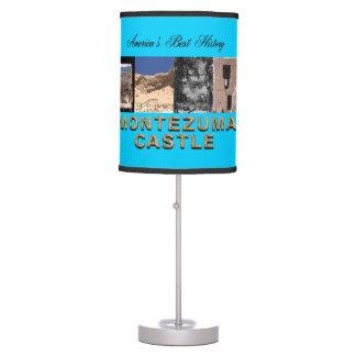 ABH Montezuma Castle Table Lamp