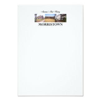 ABH Morristown 5x7 Paper Invitation Card