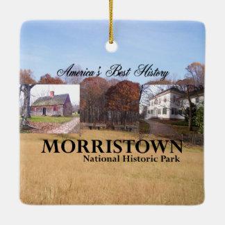 ABH Morristown Ceramic Ornament
