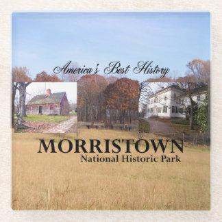 ABH Morristown Glass Coaster