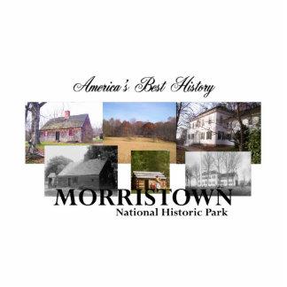 ABH Morristown NHP Fotoescultura Vertical