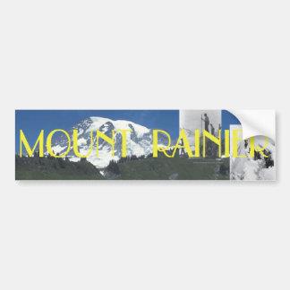 ABH Mount Rainier Car Bumper Sticker