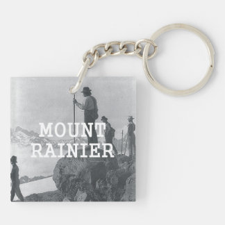 ABH Mount Rainier Keychain