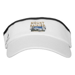 Mount Rainier National Park Visors   Sun Hats  726440cc2f3