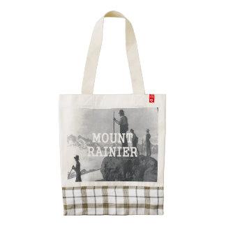 ABH Mount Rainier Zazzle HEART Tote Bag