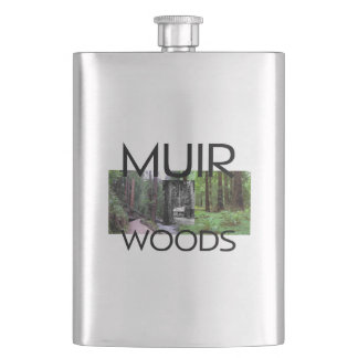 ABH Muir Woods Hip Flask