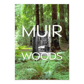 ABH Muir Woods Magnetic Card