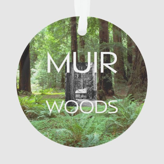 Muir Woods T-Shirts and Souvenirs