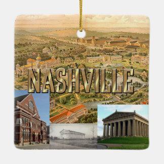 ABH Nashville Ceramic Ornament