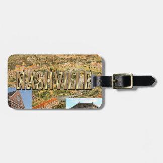 ABH Nashville Luggage Tag