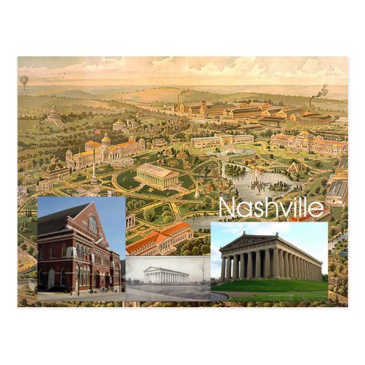 ABH Nashville Postcard