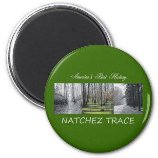 ABH Natchez Trace 2 Inch Round Magnet