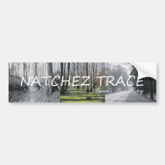 ABH Natchez Trace Car Bumper Sticker