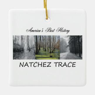 ABH Natchez Trace Ceramic Ornament
