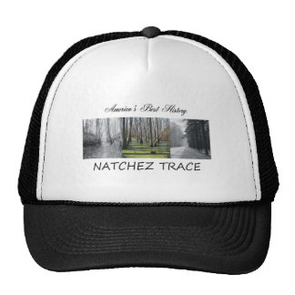 ABH Natchez Trace Mesh Hat