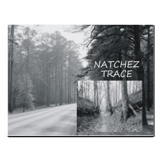 ABH Natchez Trace Postcard
