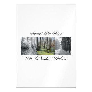 ABH Natchez Trace Magnetic Invitations