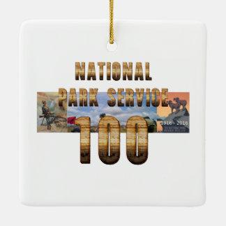 ABH National Park 100 Ceramic Ornament
