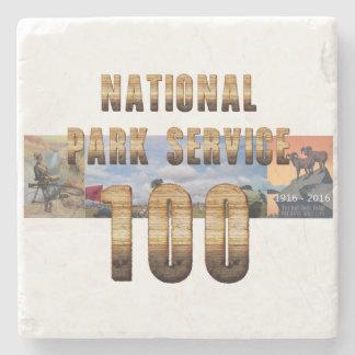 ABH National Park Service 100 Stone Coaster