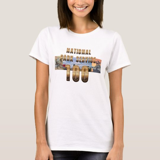 National Park Service 100th Anniversary T-Shirts